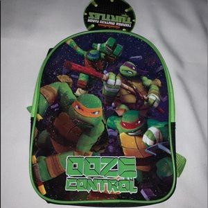 TMNT Toddler Backpack